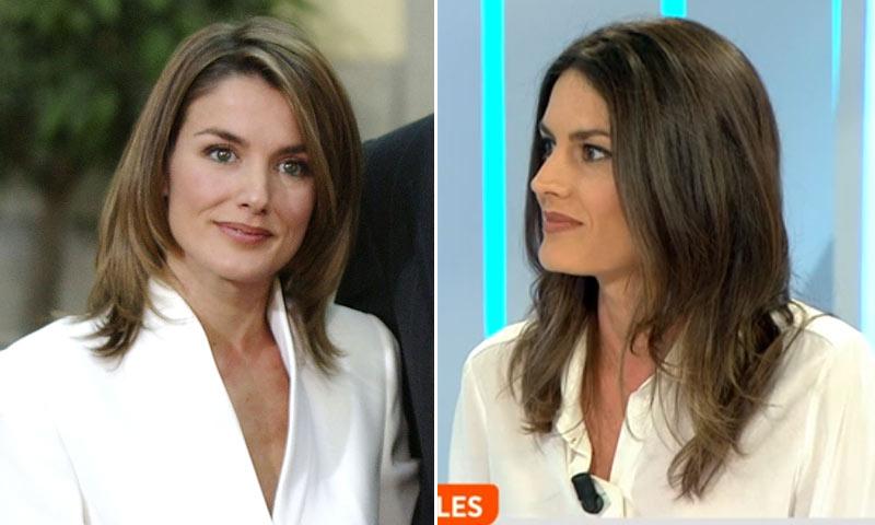 ¿Es la hermana gemela de la Reina? No, es Rebeca Minguela, la segoviana nombrada Joven Líder Mundial