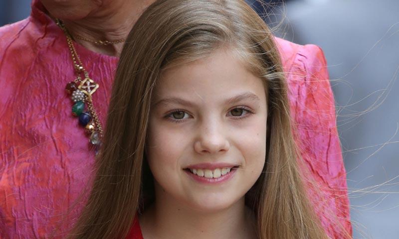 El 17 de mayo la infanta Sofía cerrará la era de las comuniones reales