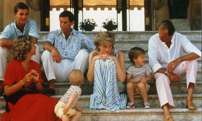 La visita de Estado de los Reyes a Reino Unido, también una visita de familia