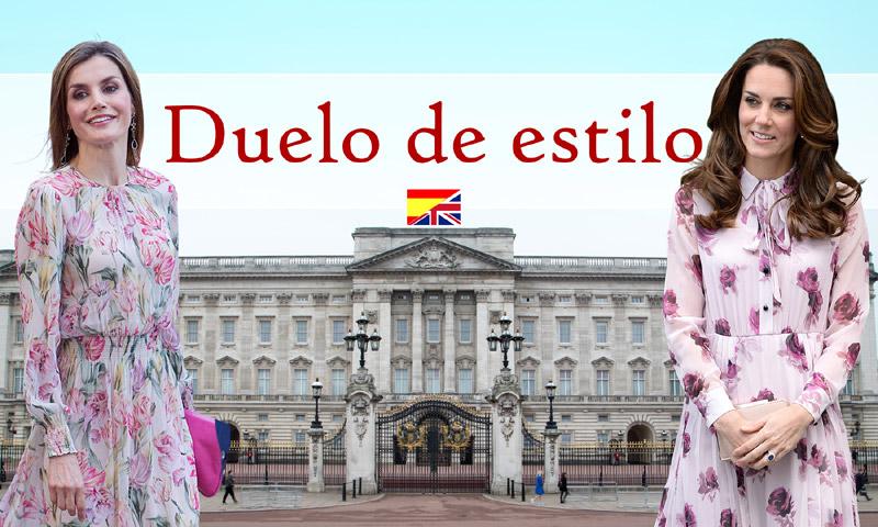 Visita de Estado: ¿se encontrarán doña Letizia y la Duquesa de Cambridge?