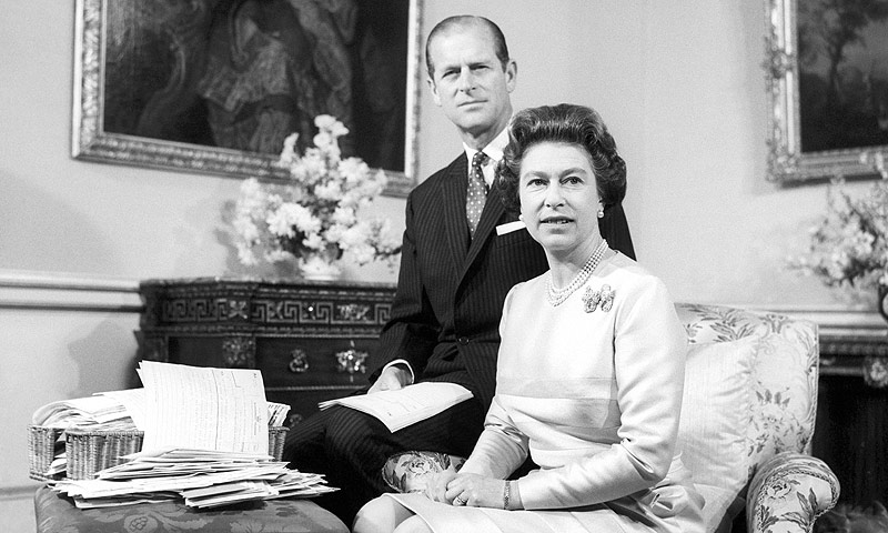 La suite de los Reyes en Buckingham: los Duques de Cambridge pasaron aquí su noche de bodas