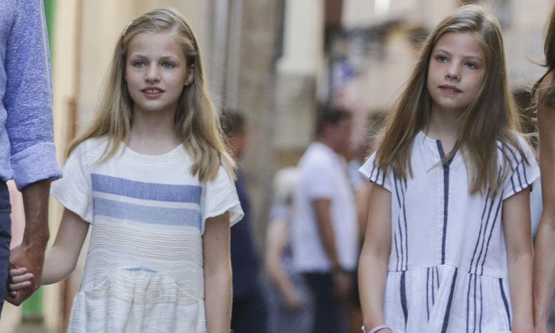 La afición menos conocida de la princesa de Asturias y la infanta Sofía