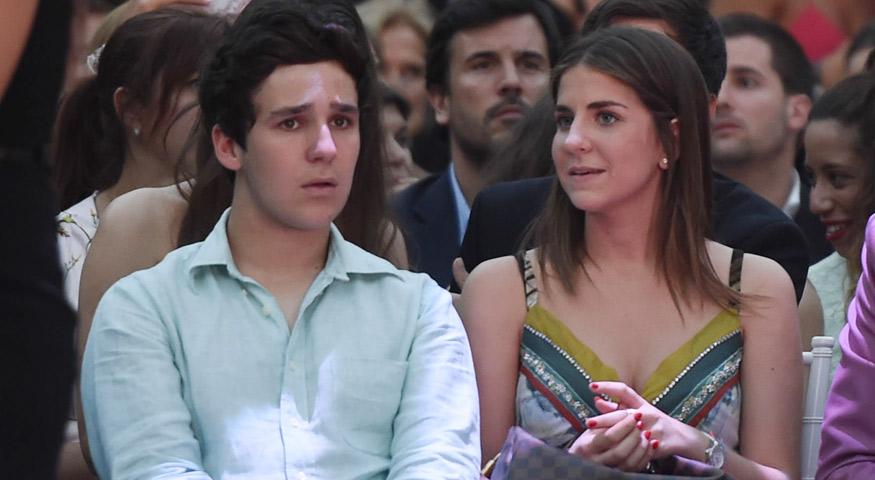 Felipe de Marichalar y Mar Torres-Fontes, inseparables, oficializan su relación
