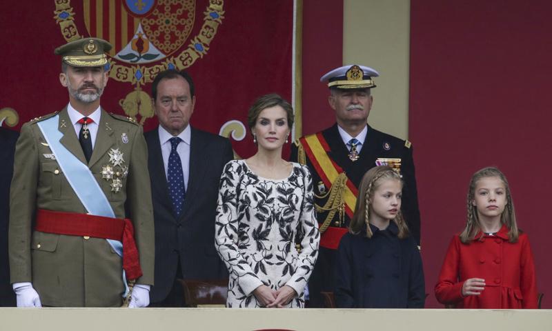 Los Reyes retoman su agenda el 12 de octubre junto a sus hijas