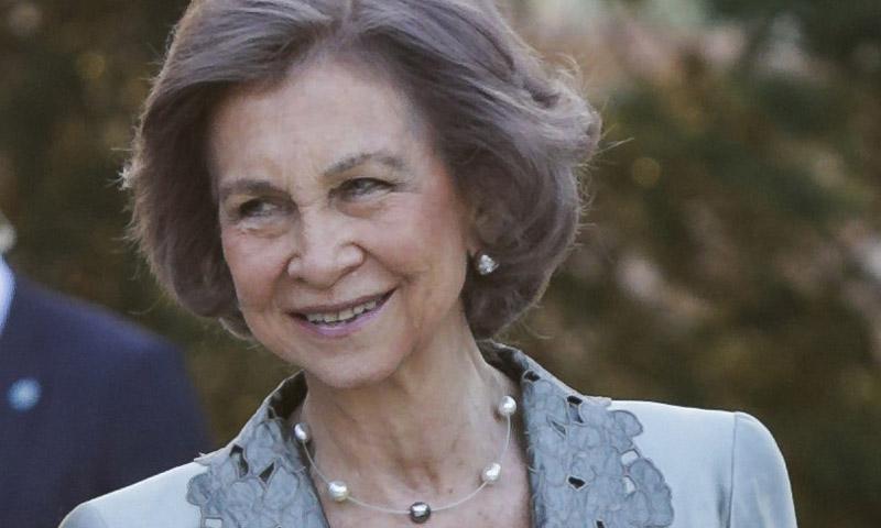 Resultado de imagen para la reina Sofía, celebra cumpleaños 79