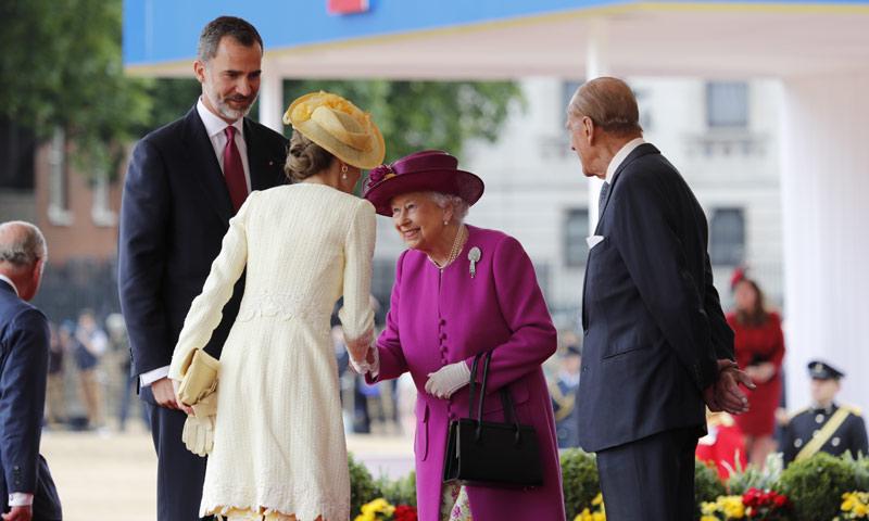 La visita de Estado al Reino Unido, representativa de los viajes internacionales de los Reyes