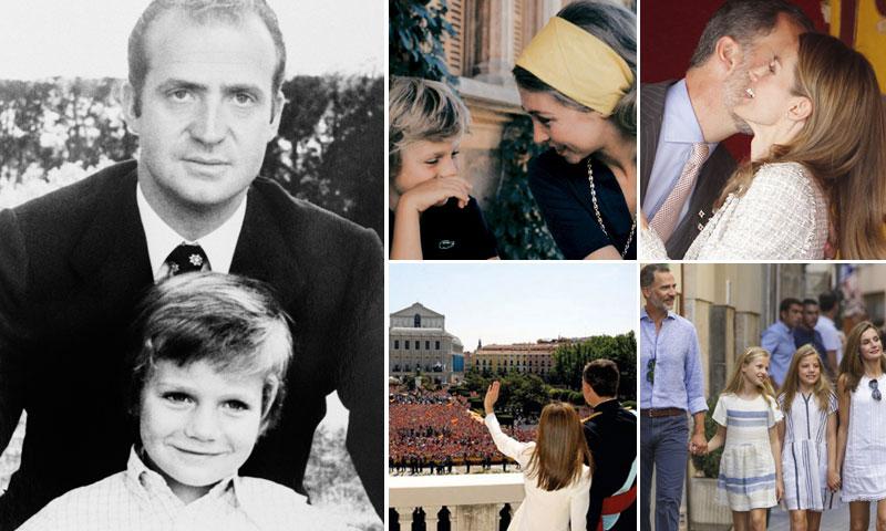 Así es Felipe VI, el Rey más joven de las monarquías