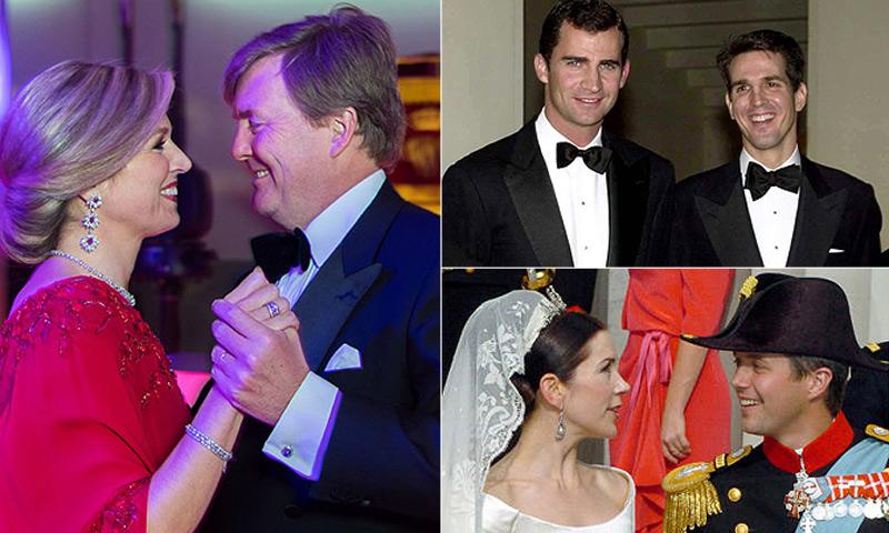 Foto a foto, los 'royals' de la quinta de Felipe VI