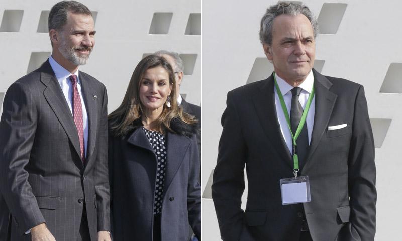 La broma de José Coronado sobre el rey Juan Carlos en presencia de don Felipe y doña Letizia
