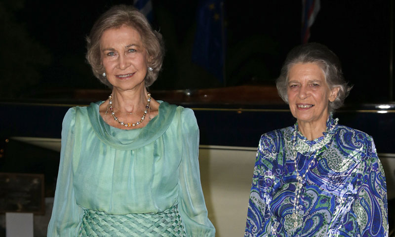 El Gobierno concede la nacionalidad española a la hermana de la reina Sofía, Irene de Grecia