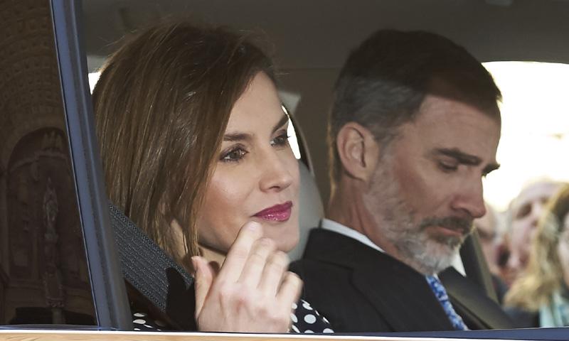 La reina Letizia está 'desolada y preocupada', según su íntima amiga Inma Aguilar