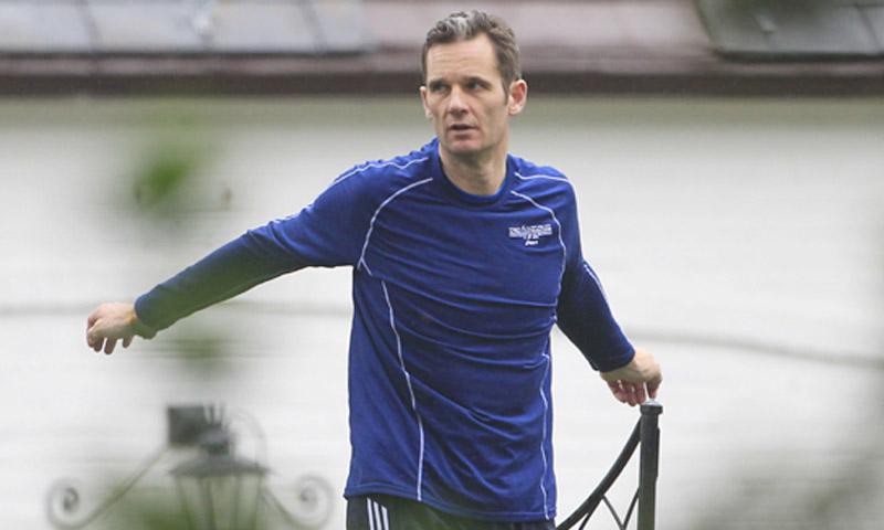 Iñaki Urdangarin corre un maratón antes de la sentencia del Supremo