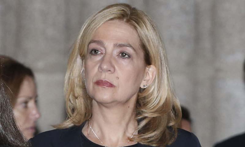 La infanta Cristina cumple 53 años en su momento más amargo