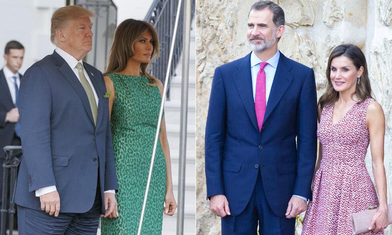 ¡Empieza la cuenta atrás! ¿Cómo va a ser el encuentro de los Reyes con los Trump?