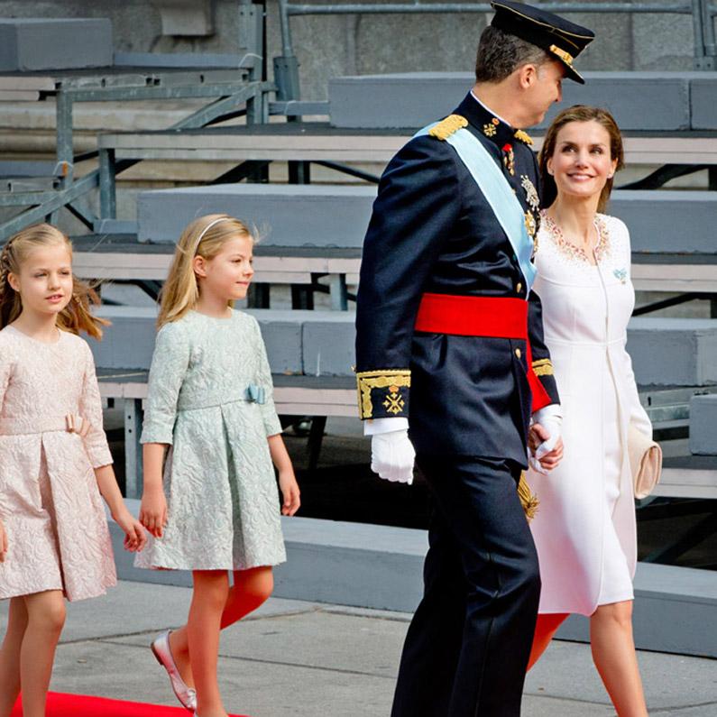 Se cumple el cuarto aniversario de la proclamación de Felipe VI: los momentos inolvidables de un día histórico