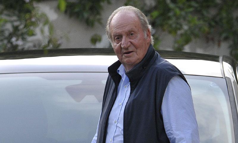 El rey Juan Carlos reaparecerá el fin de semana en Mallorca