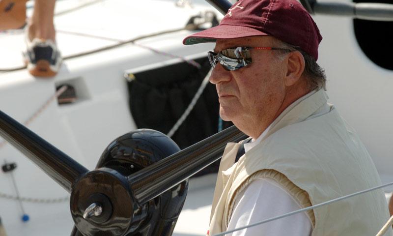 El rey Juan Carlos no viajará a Mallorca siguiendo recomendaciones médicas