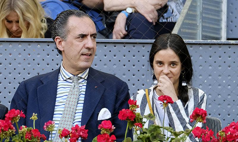 EXCLUSIVA en ¡HOLA!, Jaime de Marichalar sorprende a Victoria Federica con un regalo 'de altura'
