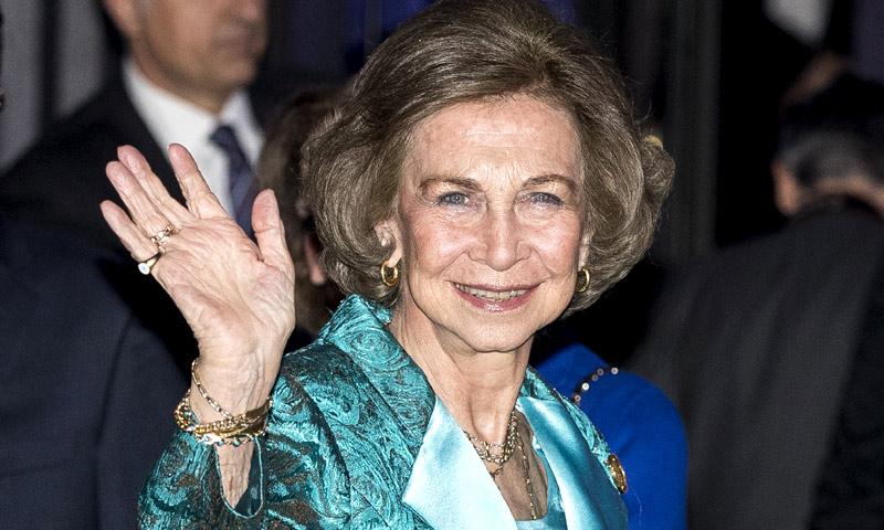 El inesperado e inolvidable regalo que ha recibido doña Sofía por su 80 cumpleaños