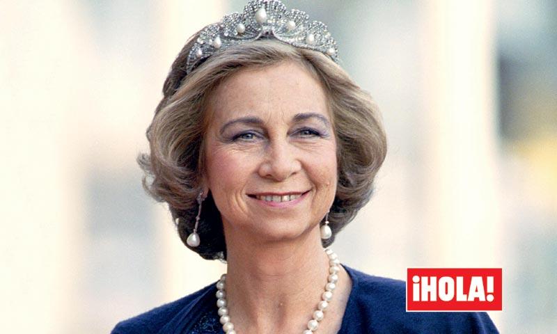 En ¡HOLA!, doña Sofía cumple ochenta años: así ha cambiado su vida de reina