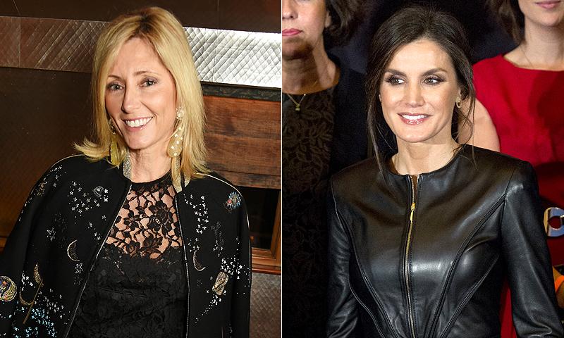 No habrá encuentro entre Marie-Chantal de Grecia y doña Letizia en el 80 cumpleaños de doña Sofía