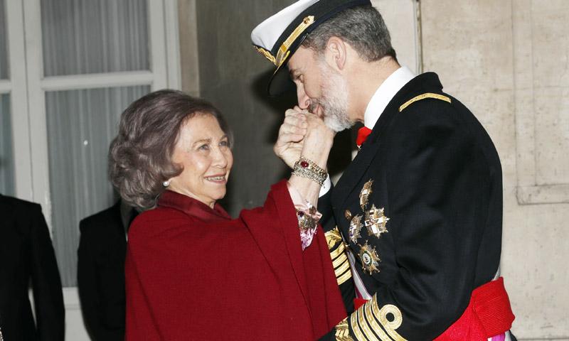 La reina Sofía cumple 80 años: repasamos foto a foto su atípico año