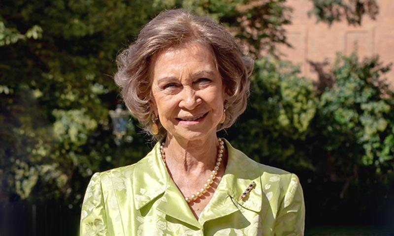La reina Sofía explica los nuevos retos a los que se enfrenta al cumplir 80 años
