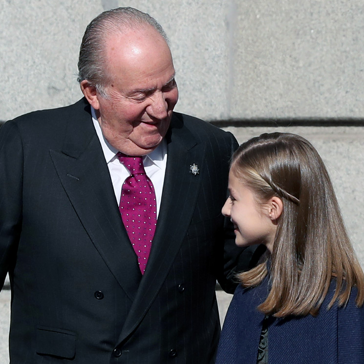 El rey Juan Carlos cumple 81 años sin celebración oficial a la vista