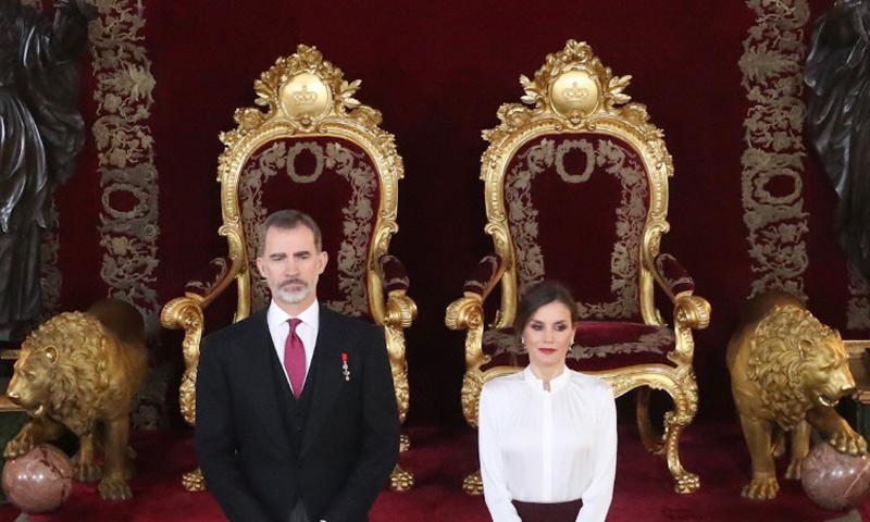 La Casa Real ahorró 533.732 euros de su presupuesto durante 2018
