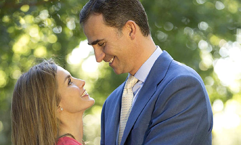Don Felipe y doña Letizia, un amor fraguado en secreto
