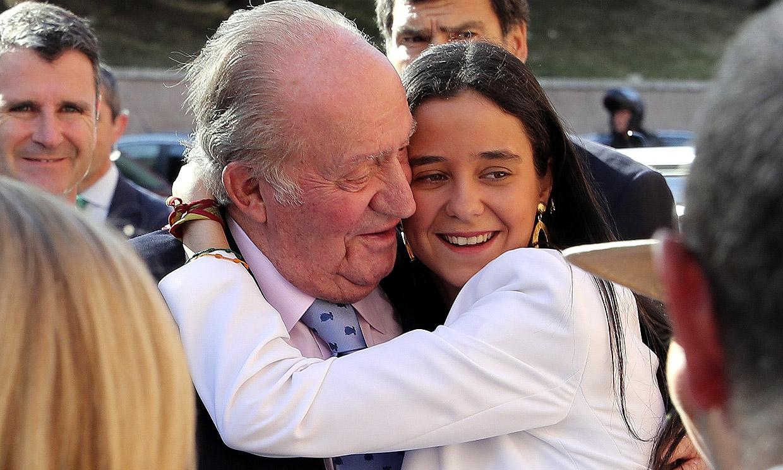 Así han sido las últimas apariciones públicas de don Juan Carlos
