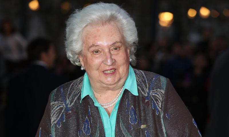 La infanta Pilar de Borbón, hermana mayor de don Juan Carlos, confirma que padece cáncer