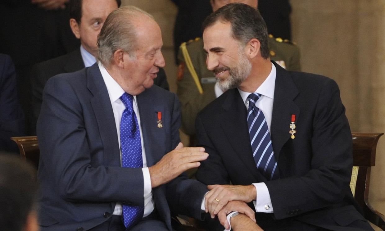 Don Juan Carlos no tendrá una despedida oficial