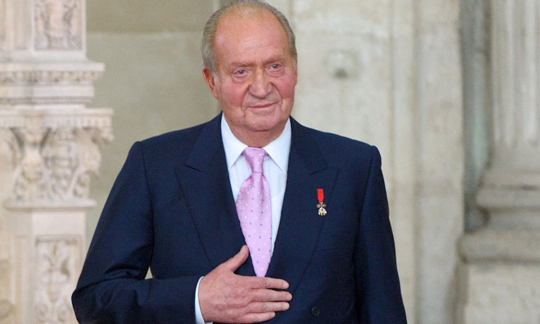 La odisea final del rey Juan Carlos