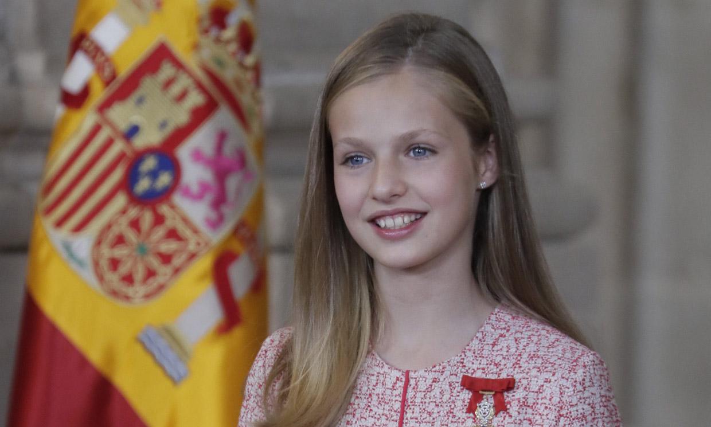 La Princesa de Asturias ocupa titulares en la prensa internacional: 'Leonor de España encantadora...'