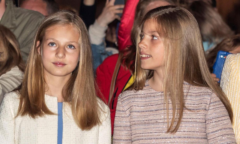 La princesa Leonor y la infanta Sofía repetirán este verano experiencia americana