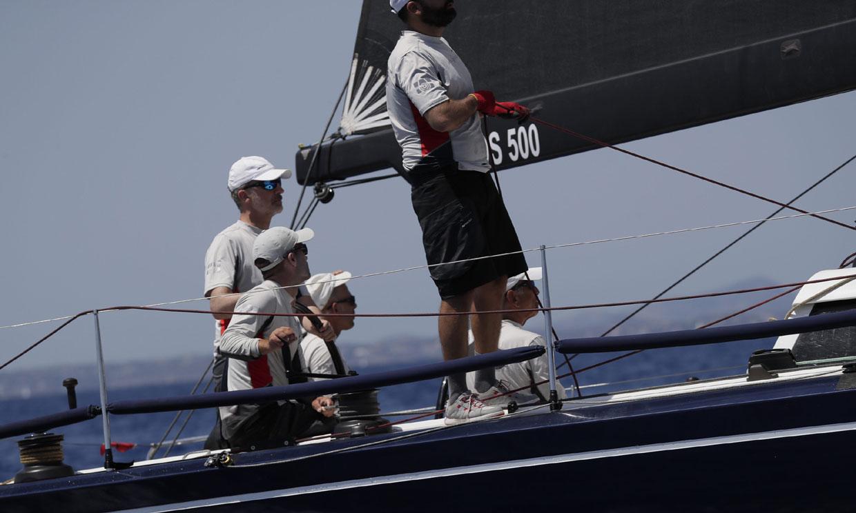 Estos son los ganadores de la 38 Copa del Rey MAPFRE de Vela, decididos en el último día de regatas