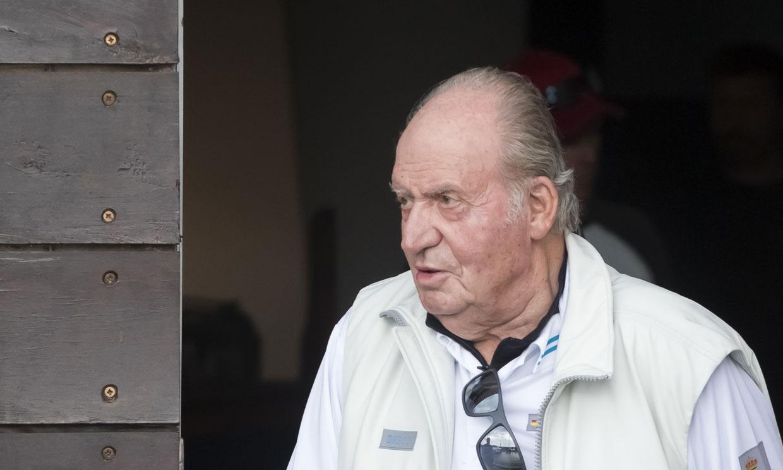 El rey Juan Carlos revalida el título de campeón del mundo con el Bribon