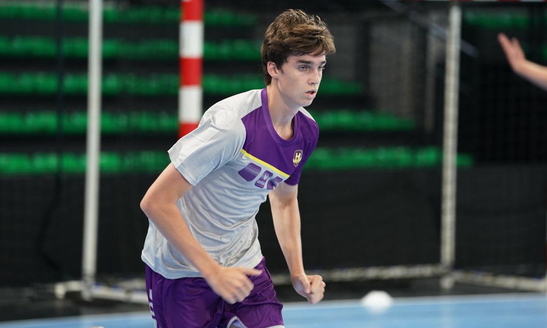 Pablo Urdangarin, de Alemania a Francia para seguir creciendo como jugador de balonmano