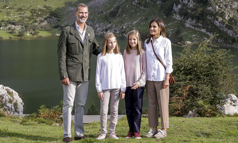 Un paraíso asturiano con ocho niños, así es el 'pueblo ejemplar' que visitarán Leonor y Sofía
