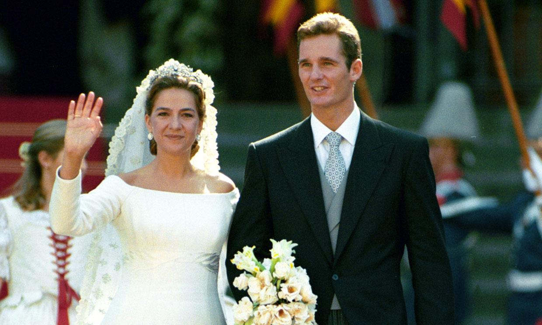 Cristina de Borbón e Iñaki Urdangarín: 22 años de una boda que cambio su destino para siempre
