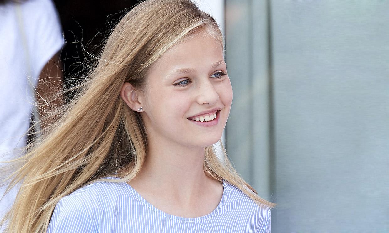 La princesa Leonor hablará antes que su padre en la ceremonia de los Premios Princesa de Asturias