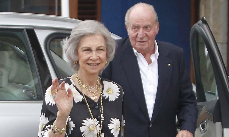 Compromisos profesionales, momentos familiares o de ocio: un año intenso para don Juan Carlos y doña Sofía