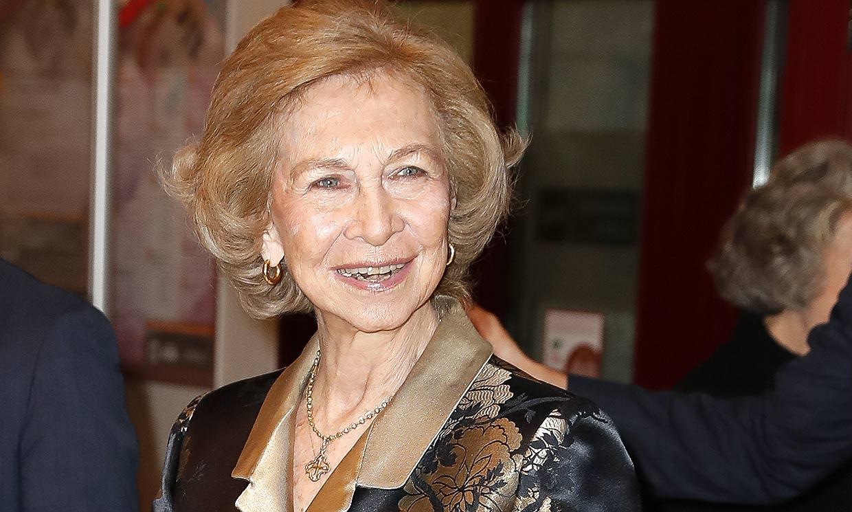 En privado y con la agenda libre, así pasará su cumpleaños la reina Sofía