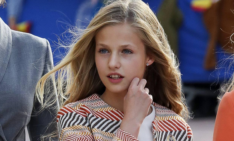 Todo listo en Barcelona para recibir a la princesa Leonor en su segundo gran debut