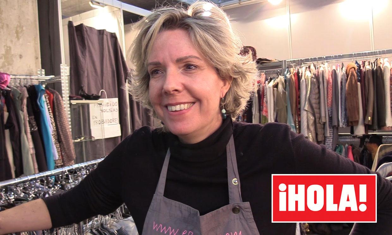 Las bellas palabras de Simoneta Gómez-Acebo sobre la princesa Leonor y don Juan Carlos, en HOLA.com