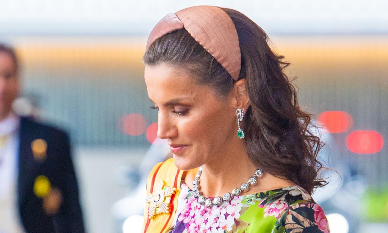 ¿Adivinas quién ha 'copiado' este 'look' de la reina Letizia?
