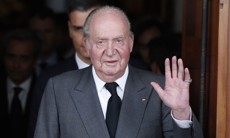 Centrado en sus 'hobbies' y retirado de la vida oficial, así llega don Juan Carlos a los 82 años
