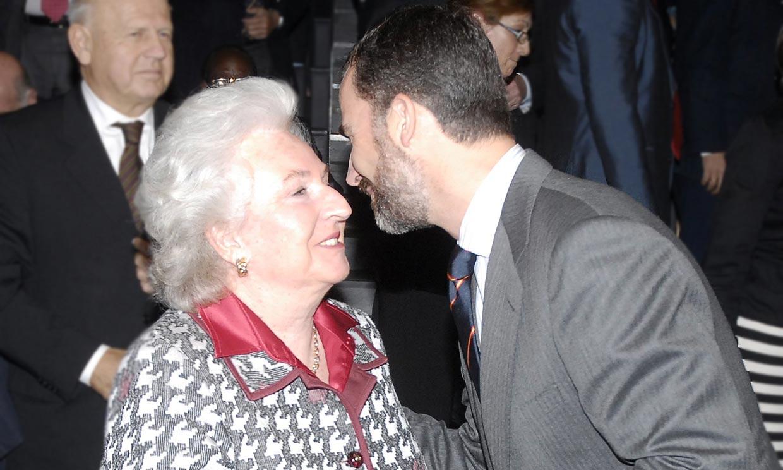 ¿Qué pasará ahora con el título de duquesa de Badajoz de la infanta Pilar?