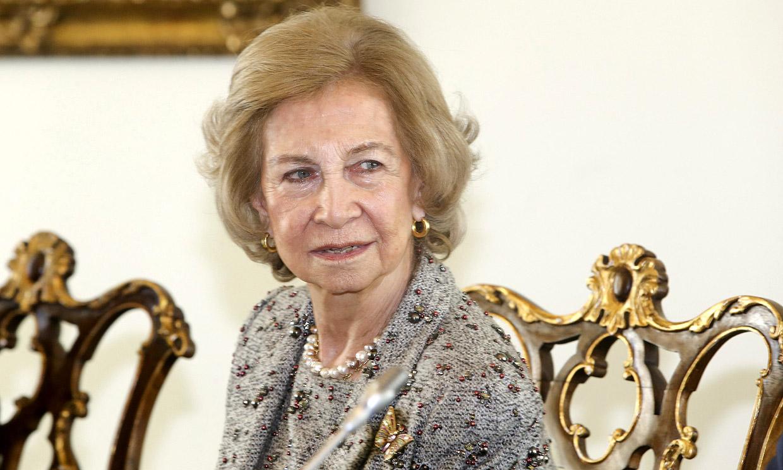 La reina Sofía regresará al salón más especial del Palacio Real para conmemorar un hecho histórico